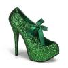 TEEZE-10G Green Glitter